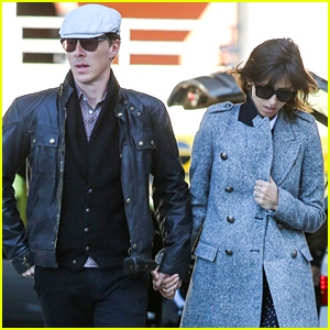 Benedict Cumberbatch Isn't Rushing His Wedding to Sophie Hunter: 'One Thing at a Time'