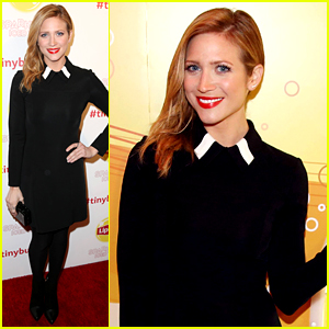 Brittany Snow Jumps Into the Sundance Scene with Lipton!