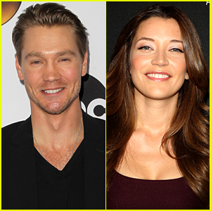 Chad Michael Murray: Married to 'Chosen' Co-Star Sarah Roemer!