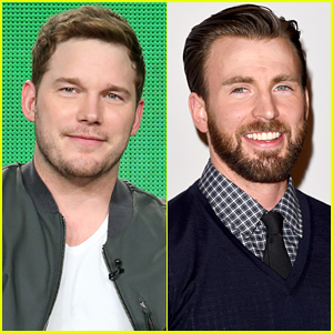 Chris Pratt & Chris Evans Have Epic Twitter War Over Super Bowl - Read the Tweets!