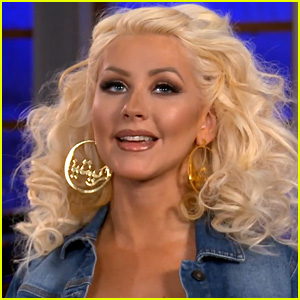 Christina Aguilera on Daughter Summer Rain: She's So Chill!