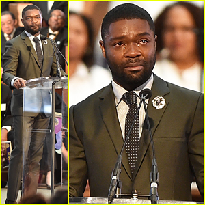David Oyelowo Delivers Emotional Tribute Speech at Martin Luther King Jr. Service in Alabama