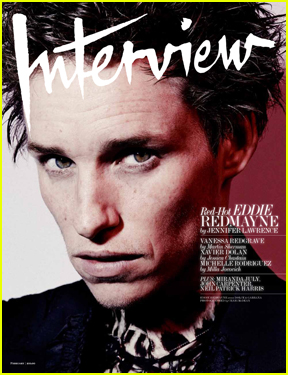 Eddie Redmayne Gets 'Interview'ed By Jennifer Lawrence & They Discuss Reality TV Obsessions!