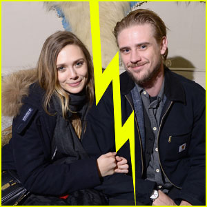 Elizabeth Olsen & Fiance Boyd Holbrook Split After Three Years Together