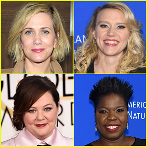 Female 'Ghostbusters' Cast Revealed!