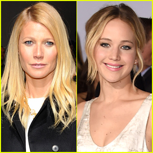Gwyneth Paltrow Clears Up Rumors About Not Approving of Chris Martin's Girlfriend Jennifer Lawrence