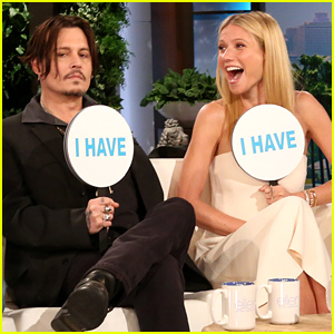 Gwyneth Paltrow & Johnny Depp Admit They're In the Mile High Club - Watch Now!