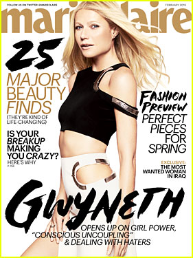 Gwyneth Paltrow on Breakup with Chris Martin: I Just Sort of Hit a Wall