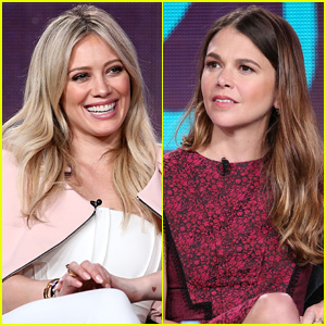 Hilary Duff & Sutton Foster Bring 'Younger' to TCA 2015