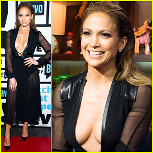 Jennifer Lopez Thinks All Her Past Boyfriends Were Hot