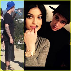 Justin Bieber Goes Hiking & Hits the Studio with Hailey Baldwin