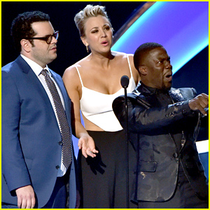 Kaley Cuoco Gives 'Apology Tour' for Anti-Feminist Stance at People's Choice Awards 2015
