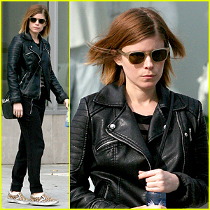 Kate Mara Shares Max Minghella's Golden Globes Sentiment