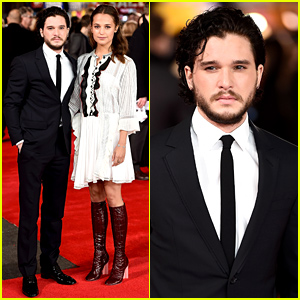Kit Harington Cut Off Some Of His Signature Locks - See the New Photos!
