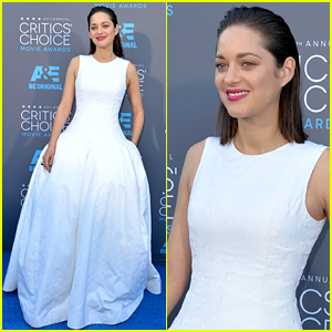 Marion Cotillard Stuns at Critics Choice Awards 2015 After Getting an Oscar Nomination!