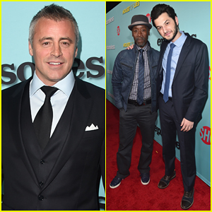 Matt LeBlanc & Don Cheadle Hit Red Carpet for 'Episodes' & 'House Of Lies' New Season Celebrations!