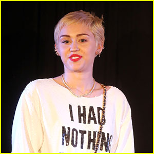 Miley Cyrus Thought Her Grammy Nom Was a Joke!