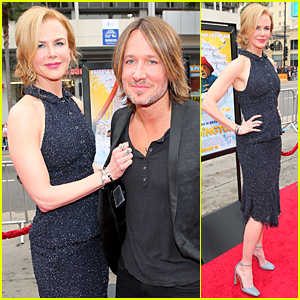 Nicole Kidman & Husband Keith Urban Hit 'Paddington' Premiere Following Her Jimmy Fallon Dating Confession