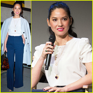 Olivia Munn Opens Up About Standing Up To 'Newsroom' Directors