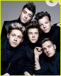 One Direction Guys Admit Still Being Insecure Around Girls