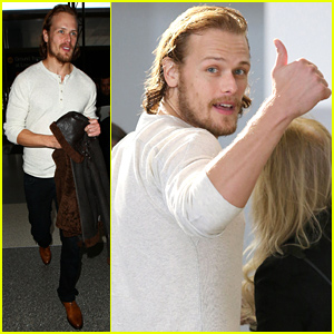 Amy shiels and sam heughan break up for home info amy shiels and sam