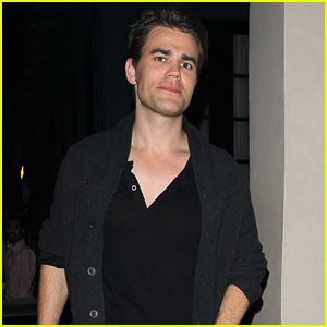 Paul Wesley Returns to Directing For Next 'The Vampire Diaries' Episode