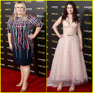 Rebel Wilson & Emilie de Ravin Are Stylish Ladies at the G'Day Gala