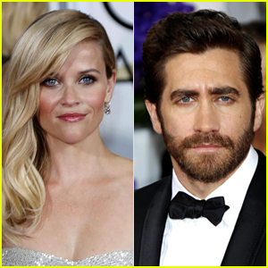 Reese Witherspoon & Ex Jake Gyllenhaal Shared a Sweet Moment at Golden Globes 2015