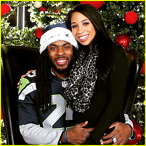 Richard Sherman's Girlfriend is Pregnant - Meet Ashley Moss!