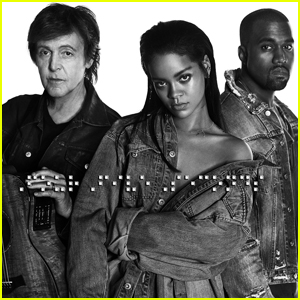 Rihanna: 'Four Five Seconds' Full Song & Lyrics - Listen N