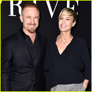 Robin Wright & Fiance Ben Foster Are Still Going Strong