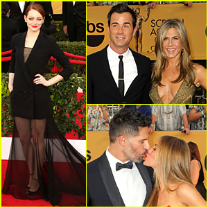SAG Awards 2015 - Complete Event Coverage!