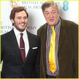Sam Claflin & Stephen Fry Announce BAFTA 2015 Nominees