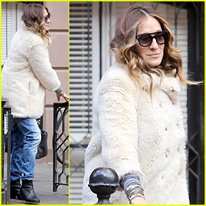 Sarah Jessica Parker Already Knows 2015 is Best Year Yet!