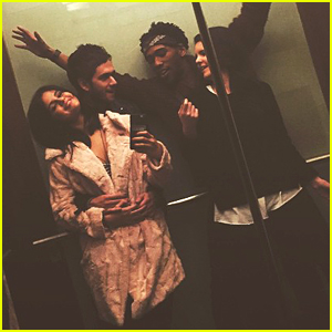 Selena Gomez Shares Cute New Elevator Pic With Zedd; Teases New Music