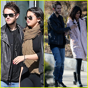Selena Gomez & Zedd Have Fun in Atlanta Together!