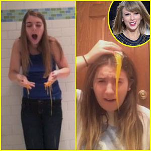 19 Taylor Swift Fans Cracked Eggs On Their Heads Because Taylor Followed Them On Tumblr