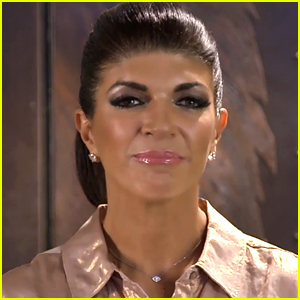 Teresa Giudice Tears Up Over Kids in Final Pre-Prison Interview