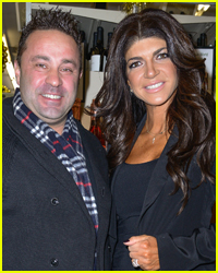 Teresa & Joe Giudice Are Reportedly Arguing While She's in Prison