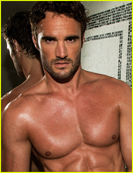 Thom Evans Would Love to Be the Next Jamie Dornan