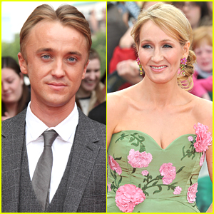 Tom Felton Had His 'Heart Broken' By Pottermore - He's Not In Slytherin House!