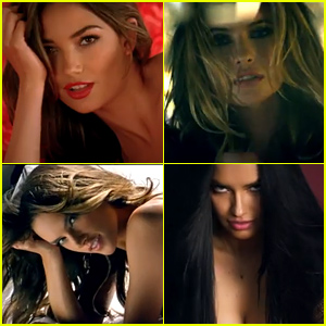 Behati Prinsloo, Karlie Kloss & the Angels Star in Victoria's Secret Super Bowl 2015 Commercial - Watch Now!