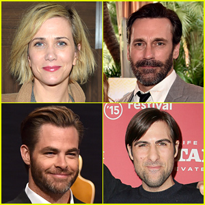 Netflix's 'Wet Hot American Summer' Adds Kristen Wiig, Chris Pine, & More!