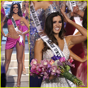 Who Won Miss Universe 2015? Meet Colombia's Paulina Vega!