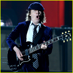 AC/DC Opens Grammys 2015 with 'Highway to Hell' (Video)