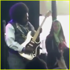 Afroman Punches Woman on Stage, Arrested for Assault (Video)