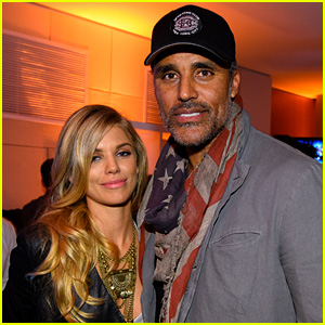 Is AnnaLynne McCord Dating Rick Fox? S