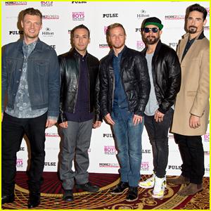 Backstreet Boys Reveal Plans for New Music & World Tour!