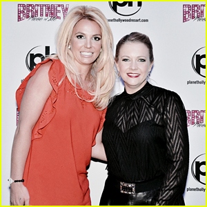 Britney Spears & Melissa Joan Hart Had a '(You Drive Me) Crazy' Reunion!