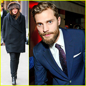 Dakota Johnson & Jamie Dornan Are Not Enemies, He Says